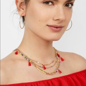 BaubleBar Rida Layered Necklace
